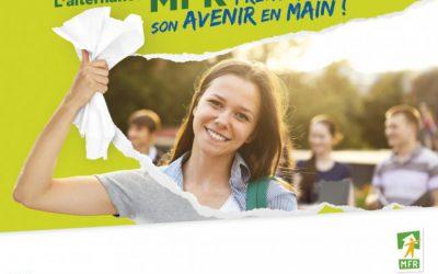 Portes ouvertes 2018 à la MFR de Chauvigny