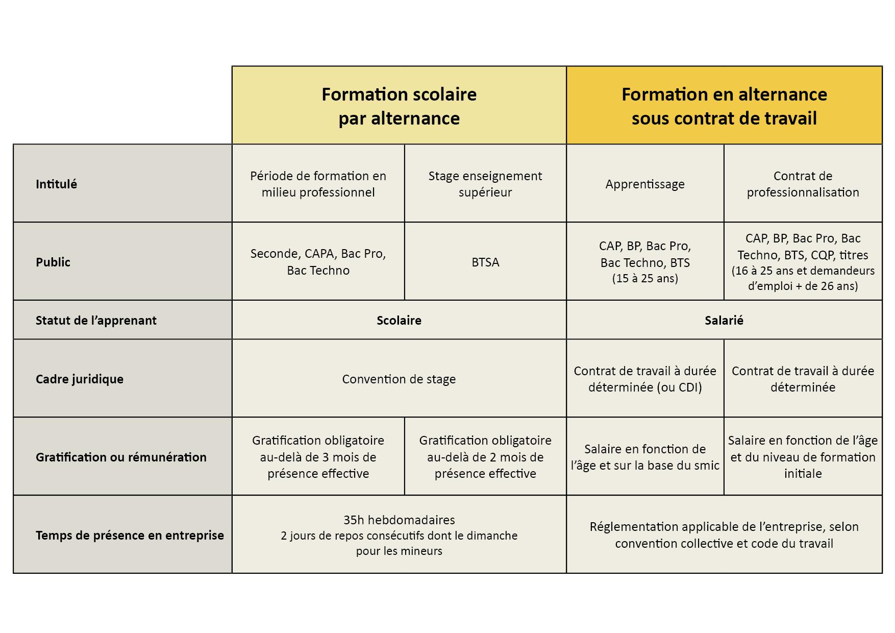 Formation Par Alternance Mfr86
