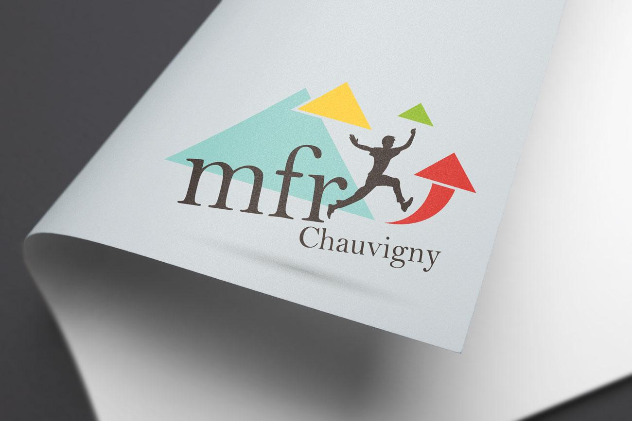 Nouveau logo pour la MFR Chauvigny !